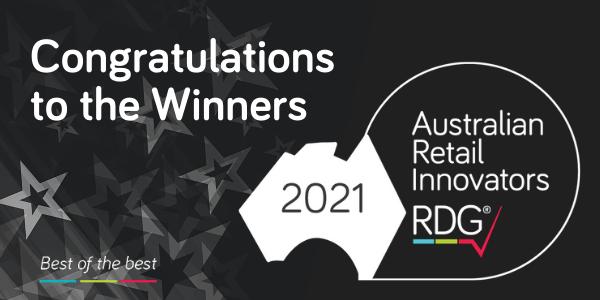 Winners of the Australian Retail Innovators 2021